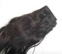 Machine Weft Long Hairs