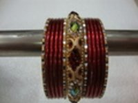 Fashion Colourful Bangles