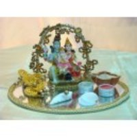 Pooja Platters