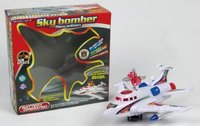 Electronic Toys Airplane