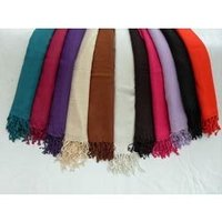 Plain Pashmina Shawls