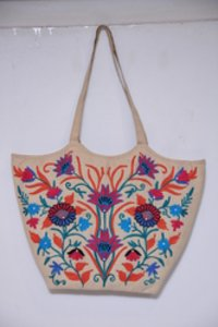 Fashionable Embroidered Bags