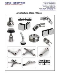 Architectural Glass Fittings