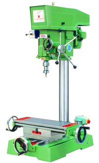 Industrial Drilling Cum Milling Machine