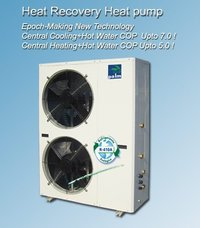 14kw New Heat Recovery Heat Pump