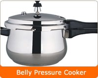 Stainless Steel Encapsulated Bottom Pressure Cooker