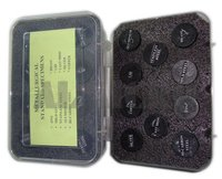 Metallurgical Microstructure Specimen Set