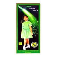 Green Colour Torch Cracker