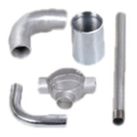 Steel Conduit Pipe Fittings and Accessories