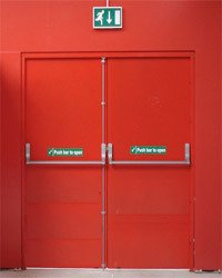 Fire Door