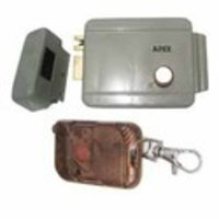 Remote Operated Cabin Locking System