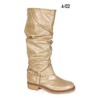 Faint Ladies Leather Boot