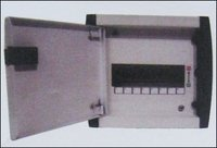 6 Way Spnd/Door Type Mcb Distribution Board Boxes