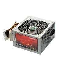 Pc Computer Power Supply Real Rated 200w