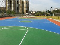 Outdoor Sports Surfaces Systems
