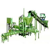 Hd Hydraulic Paver Block Making Machine