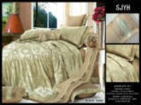 Jaquard Bedding Set