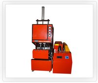 Semi Automatic Pet Strech Blow Moulding Machine