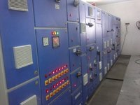 Automatic Welding Power Factor Panel