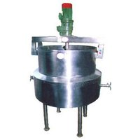 Milk Mawa Steam Jacketted Kettle