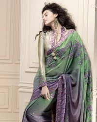 Unique Designer Saree