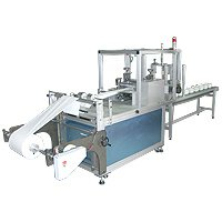 Fold And Cut Machine