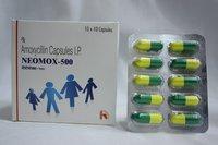 Neomox-500: Amoxicillin 500mg Capsules