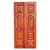 Entrance Wooden Doors