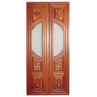 Modern Solid Wooden Doors
