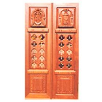 Entry Wooden Doors