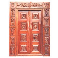 Designer Carved Wooden Doors