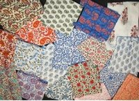 Block Prints Fabric