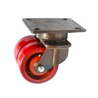 Heavy Duty Castor Wheel (Hsc2 Pt Rpu 100 B St)