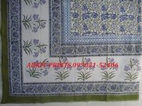 Block Prints Bed Sheets