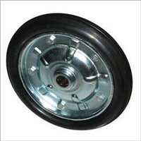 Cushion Rubber Wheels