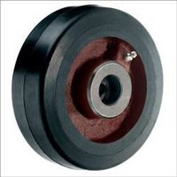 Rubber Bonded Wheels