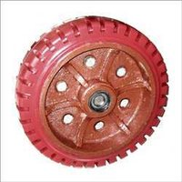 Polyurethane Wheels With Iron Centers