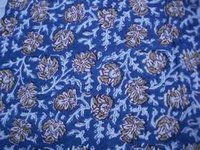 Bagru Cotton Printed Fabrics