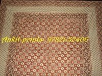 Bagru Booti Print Fabric