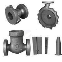 Sand Castings Valves