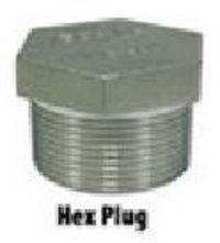 Pipe Fitting (Hex Plug)