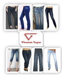 Ladies Jeans Pants