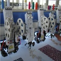 Cording Plus Taping Mix Embroidery Machines