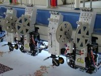Industrial Cording Machine