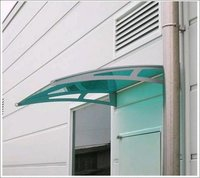 Door Canopy Shade Erection Service