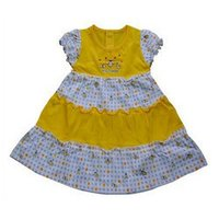 Kids Knitted Frocks