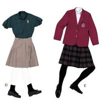 School Uniform (Girls)