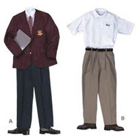 School Boys Uniform