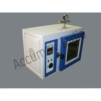 Double Walled Vacuum Oven