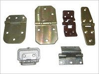 Multi Utility Vehicle Door Hinges